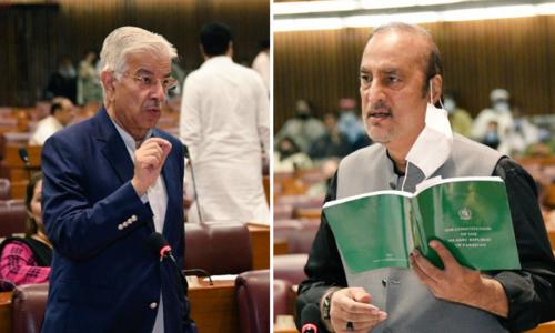 قومی اسمبلی میں حکومت کا اپنی پالیسیوں کا دفاع، اپوزیشن کی تنقید
