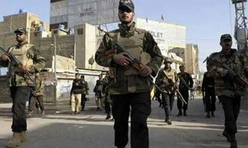بلوچستان: سی ٹی ڈی کی کارروائی میں 9 مبینہ دہشت گرد ہلاک