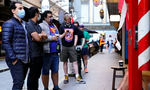 Melbourne reopens as world's most locked-down city eases curbs