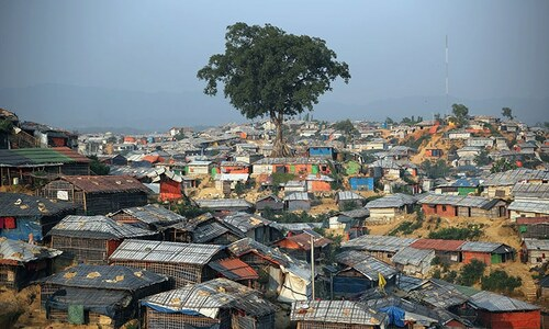 Seven killed in attack on Rohingya camp in Bangladesh