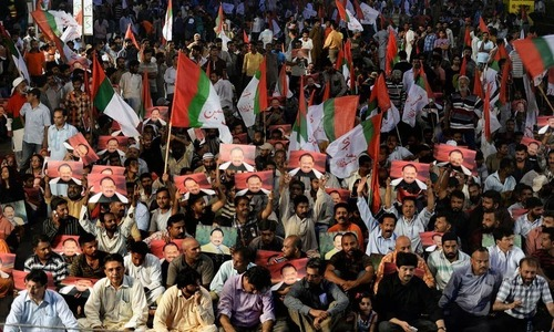 Yet another attempt at reconciliation between warring MQM factions