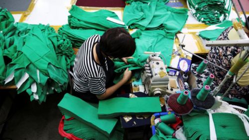 Green tracksuits, white Vans slip-ons in high demand after Korean show Squid Game
