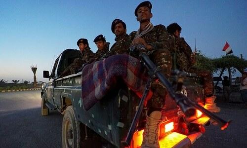 یمن: سعودی اتحادی افواج کا 90 سے زائد حوثی باغیوں کی ہلاکت کا دعویٰ