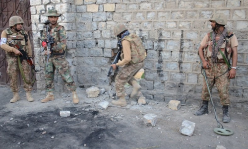 Security forces kill 6 terrorists in IBO in Balochistan's Harnai: ISPR