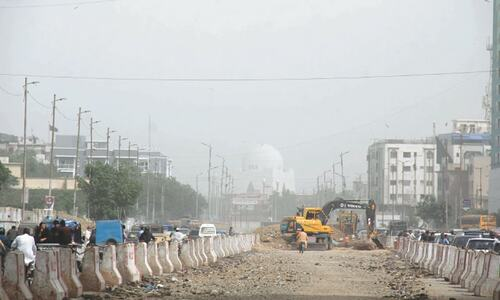 Weather warning as Karachi air pollution goes dangerously up