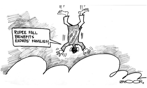 Cartoon: 24 October, 2021