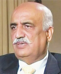 Khurshid given warm welcome on release from jail