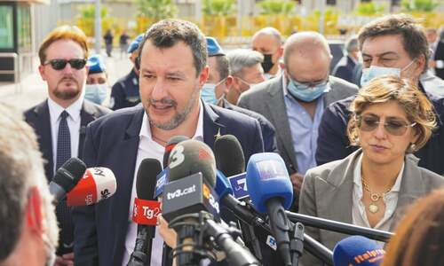Far-right leader Salvini on trial for blocking migrant ship