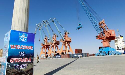 US colluding with India to sabotage CPEC: PM's aide