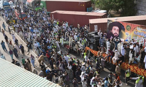 Anti-government rallies