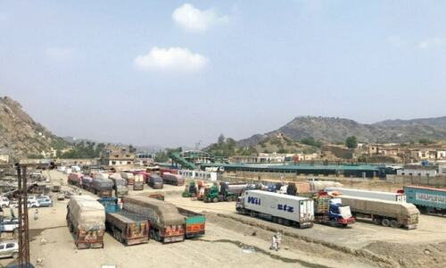 Exports to Afghanistan in local currency under study