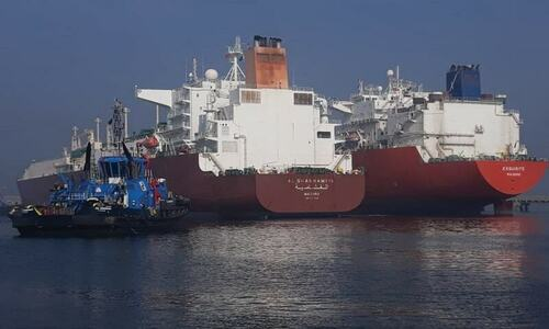 Private sector likely to be allowed LNG imports
