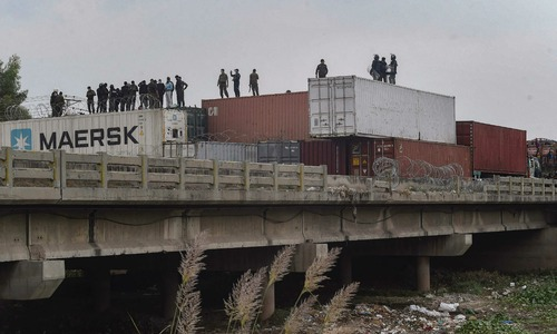 TLP protest's aftermath: Metrobus resumes service partially, train still suspended in Lahore