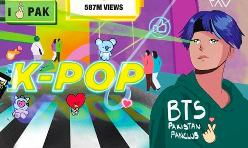 K-pop crazy: What's behind the mainstreaming of Korean pop in Pakistan and around the world?