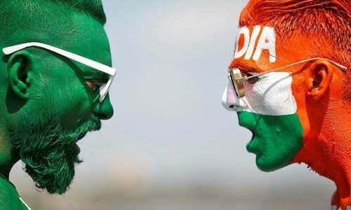 پاک بھارت ٹاکرا: شائقین نے سوشل میڈیا کا محاذ سنبھال لیا