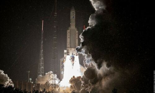 France launches state-of-art military communications satellite