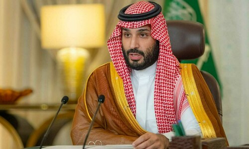 سعودی عرب 2060 تک 'صفر کاربن اخراج' کا ہدف حاصل کرنے کیلئے پُرعزم