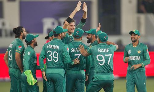 ٹی20 ورلڈ کپ: پاکستان کے خلاف بھارت کی پانچویں وکٹ گر گئی، جدیجا بھی آؤٹ