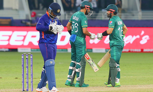 ورلڈ کپ میں پہلی مرتبہ بھارت کو پاکستان سے شکست