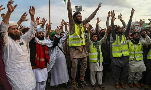 This time, won't go home till demands met: TLP leaders