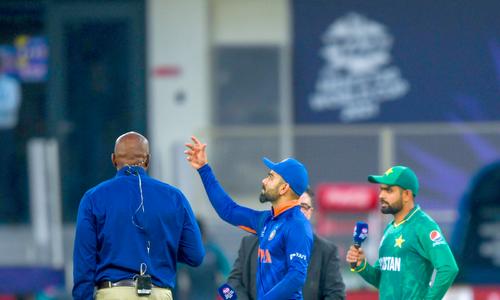 تصاویر: ٹی20ورلڈ کپ میں بھارت کیخلاف پاکستان کی یادگار فتح