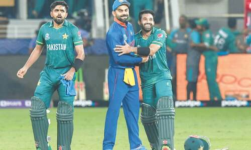 Pakistan show World Cup credentials with India romp
