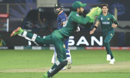 Jinx broken: Clinical Pakistan crush India