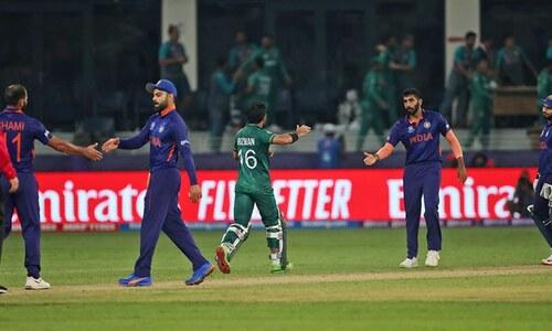 بھارت کو ٹی 20 میچز میں پہلی مرتبہ 10 وکٹوں سے شکست