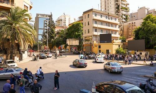 'Like slaves': Lebanon's delivery riders struggle as crisis bites