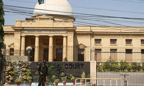 SC resumes hearings on Karachi's civic issues from today