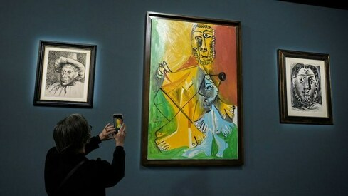 Picasso artworks fetch over $100m at auction in US