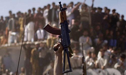 Rival groups cease fire in Kurram on second day of clashes