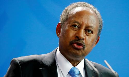 سوڈان میں ممکنہ بغاوت، وزیر اعظم، دیگر عہدیدار زیر حراست، انٹرنیٹ سروس معطل
