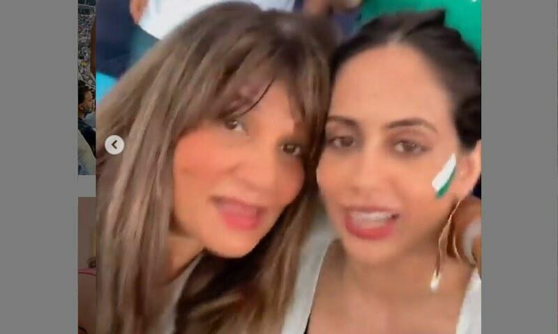 فریحہ الطاف اور نیہا خان کی پاکستانی جیت پر جشن کی ویڈیو و تصاویر وائرل