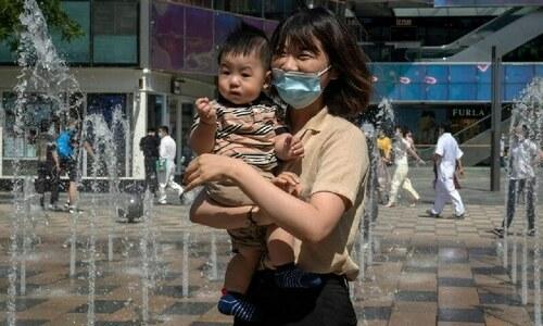 چین میں 3 سال تک کے بچوں کی کووڈ ویکسینیشن شروع