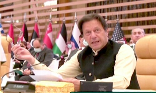 At Green Initiative Summit, PM Imran urges world to take climate change more seriously
