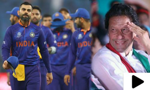 پاکستان کے ہاتھوں بھارت کی شکست: عمران خان کا صورتحال پر دلچسپ تبصرہ