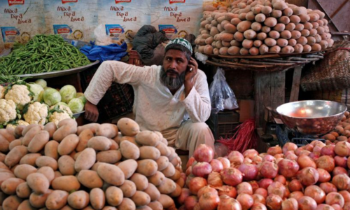 Prices of food items see surge in three years