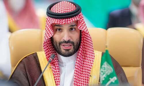 Saudi Arabia pledges over $1bn in climate initiatives