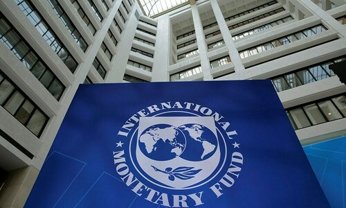 Finance ministry tight-lipped on 'tense' IMF talks