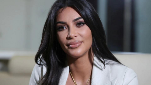 Kim Kardashian West collaborates with luxury label Fendi for a new clothing collection