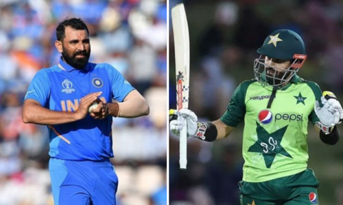 'Respect your stars': Rizwan lends support to India's Shami amidst social media hate following match loss