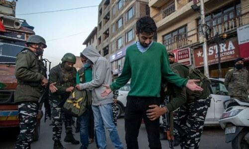 پاکستان کی کامیابی کا جشن منانے پر کشمیری طلبا کےخلاف انسداد دہشت گردی کا مقدمہ