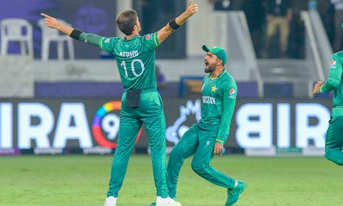 ٹی20 ورلڈ کپ: پاکستان کا نیوزی لینڈ کے خلاف جیت کر باؤلنگ کا فیصلہ