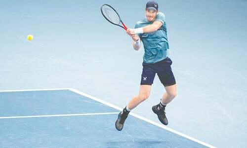 Murray beats Hurkacz in Vienna Open first round