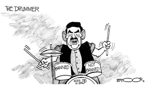 Cartoon: 27 October, 2021