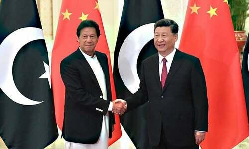 PM Imran, Xi seek world help to rebuild Afghanistan