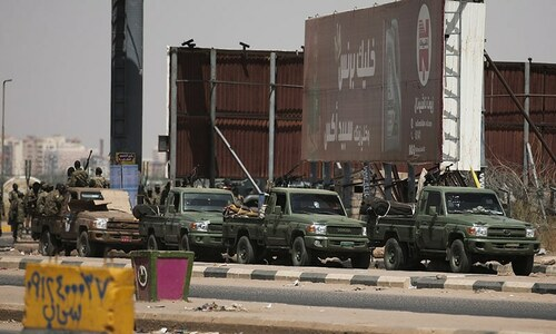 Sudanese take to streets in defiance of military coup