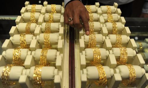 ملک میں فی تولہ سونے کی قیمت ایک لاکھ 32 ہزار روپے تک پہنچ گئی