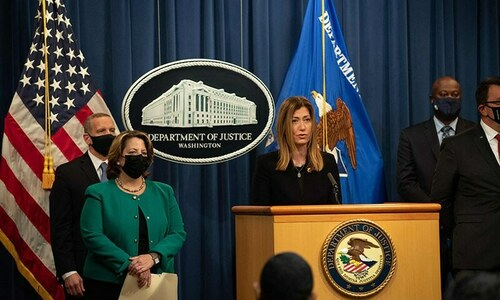یورپ، امریکا سے ڈارک ویب پر منشیات، ہتھیاروں کے 'لین دین' کے الزام میں 150 افراد گرفتار